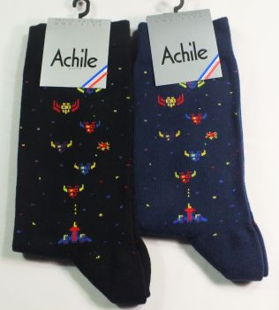 Achile Herrensocken Galaxie